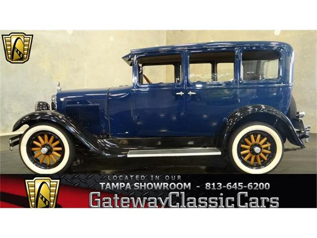 1928 Dodge Fast Four Series 128 | 731547