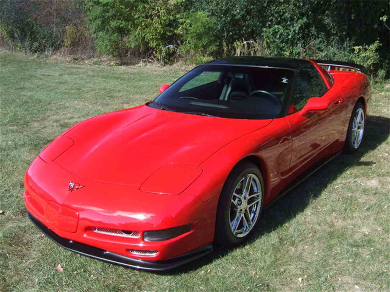 1998 Chevrolet Corvette for Sale - CC-731585