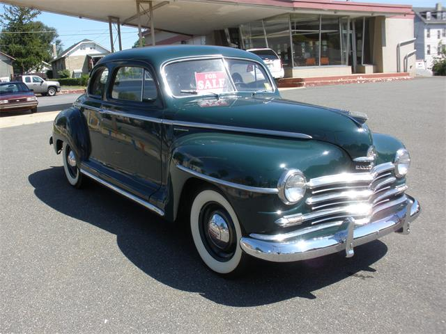 1946 Plymouth Special Deluxe | 731618