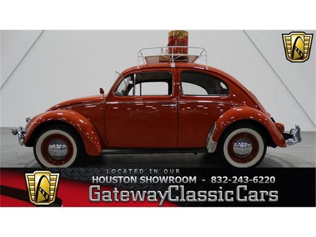1960 Volkswagen Beetle | 731675
