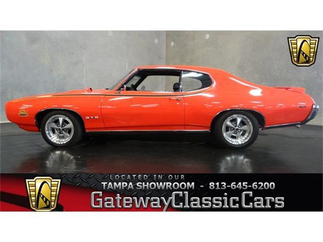 1969 Pontiac GTO | 731689