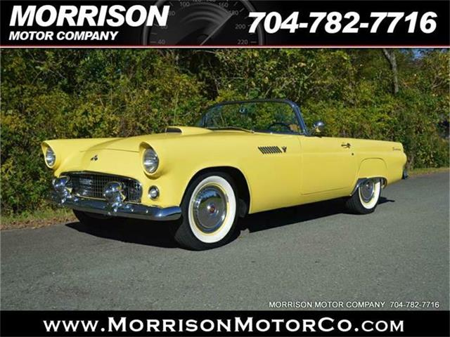 1955 Ford Thunderbird | 731704