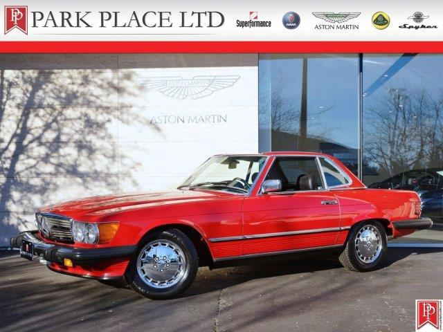 1986 Mercedes-Benz 560SL | 731714