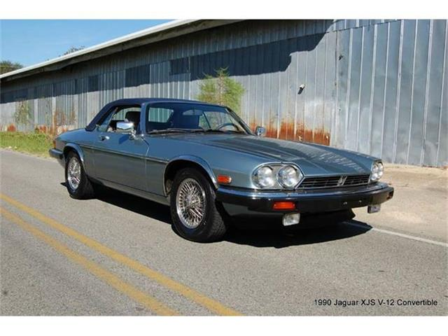 1990 Jaguar XJS | 731760