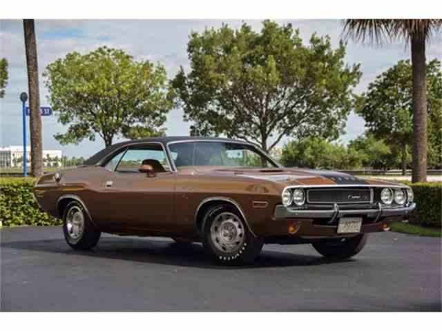 1970 Dodge Challenger R/T | 731768