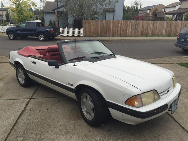 1991 Ford Mustang | 731779