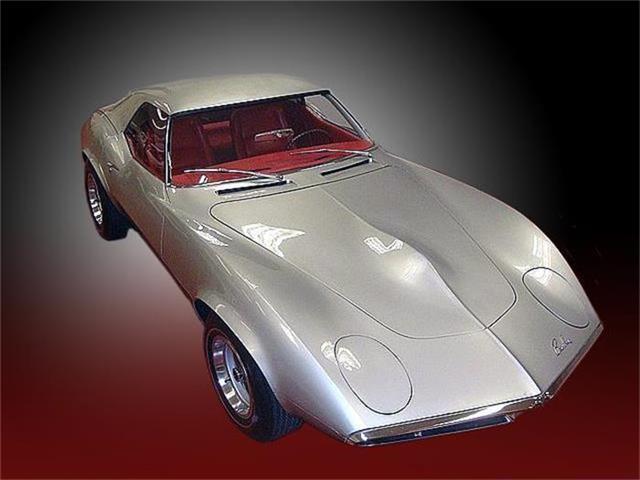 1964 Pontiac Banshee   731795