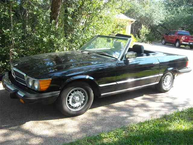 1982 Mercedes-Benz 380SL | 731798