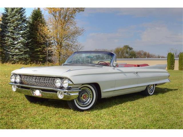 1961 Cadillac Series 62 | 731808