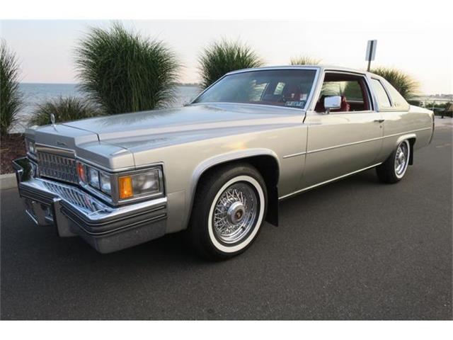 1978 Cadillac DeVille | 731813