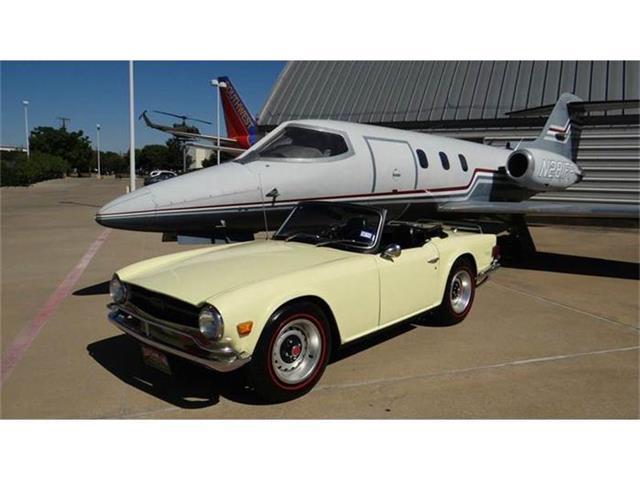 1970 Triumph TR6   731853