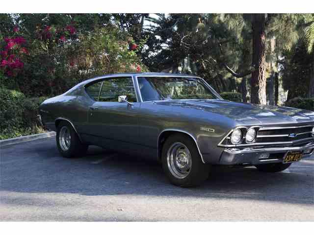 1969 Chevrolet Malibu | 731879
