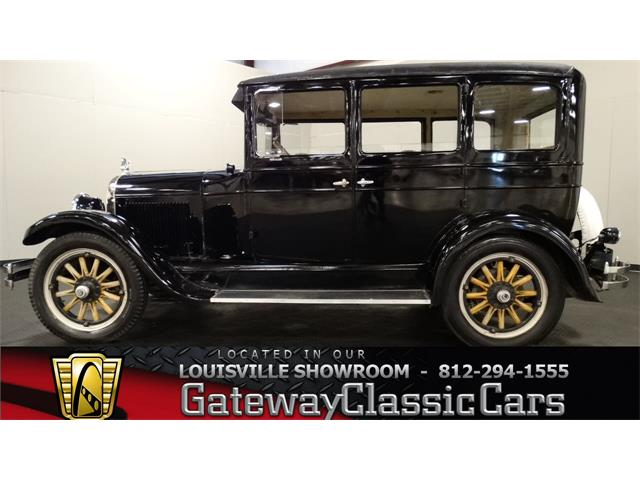 1926 Chrysler Sedan | 732435
