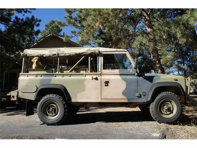 1989 Land Rover Defender | 732488