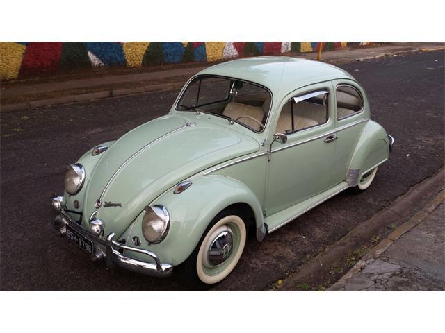 1961 Volkswagen Beetle | 732498
