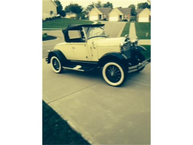 1929 Ford Model A | 732520