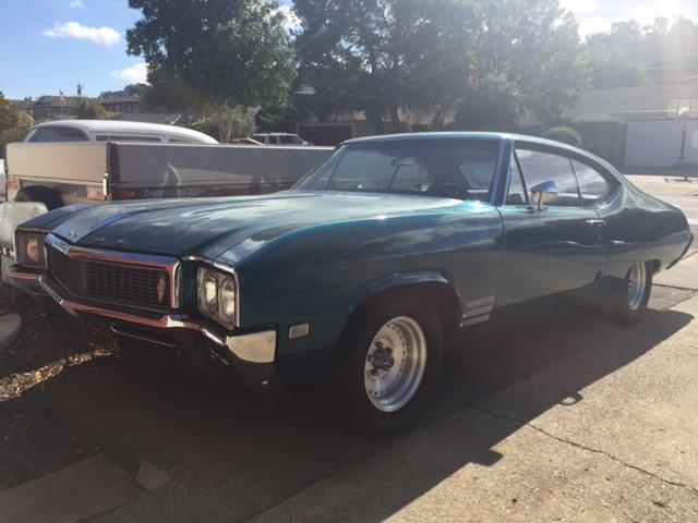 1968 Buick Skylark | 732522