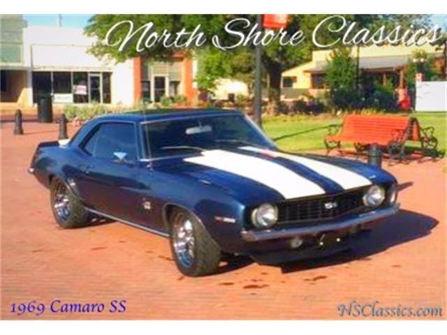 1969 Chevrolet Camaro | 732641