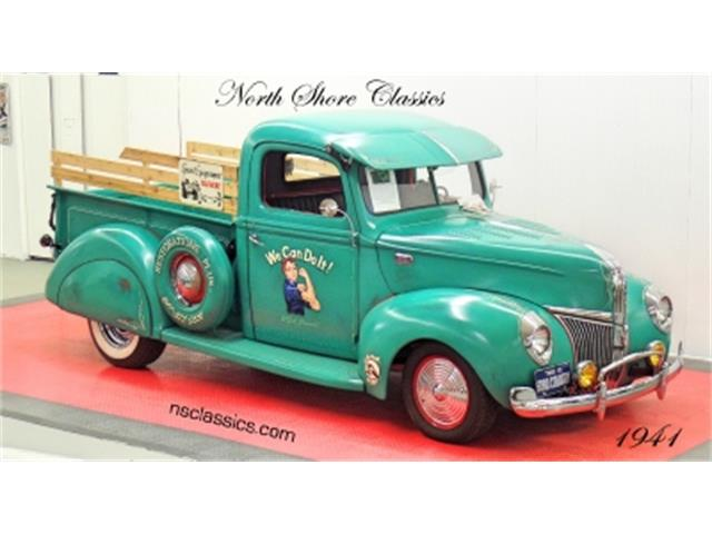 1941 Ford Pickup | 732642