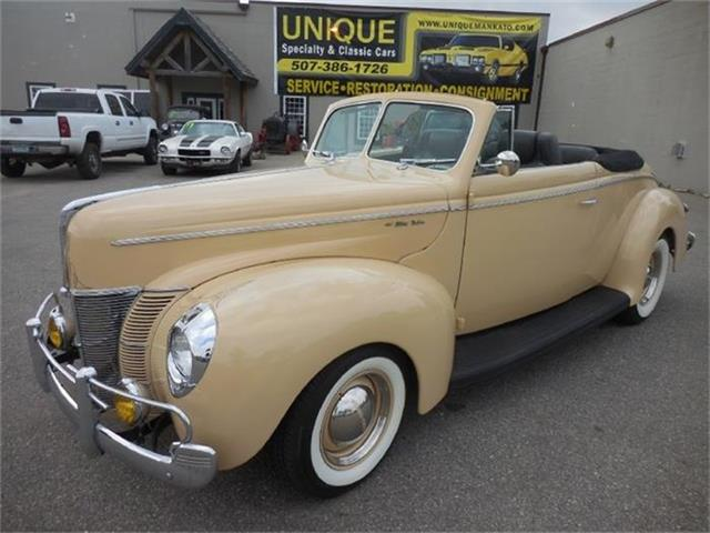 1940 Ford Deluxe | 732681