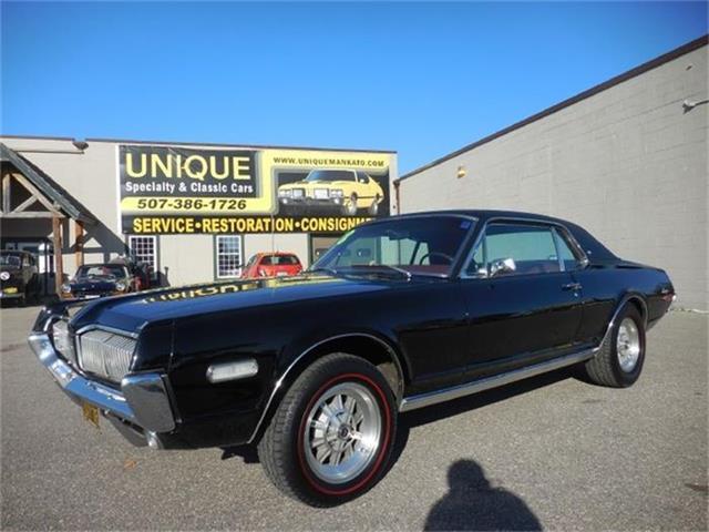 1968 Mercury Cougar | 732690