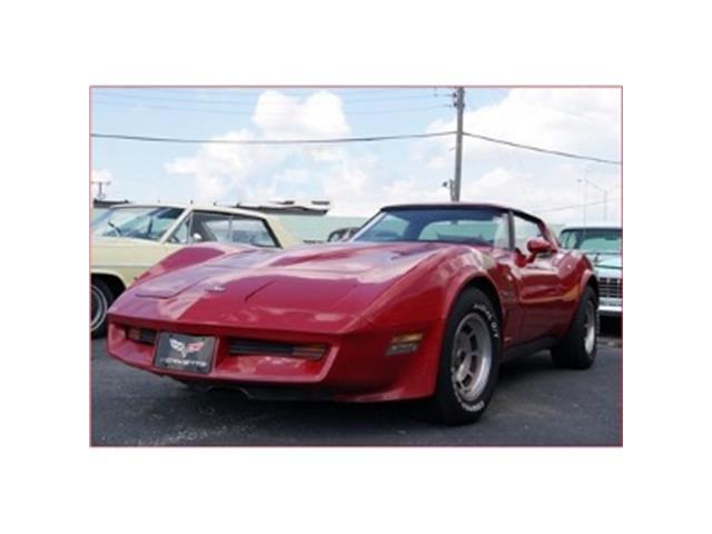 1982 Chevrolet Corvette | 730272