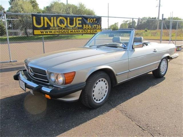 1986 Mercedes-Benz 560SL | 732721