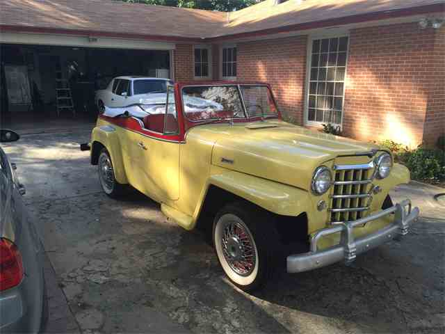 1952 Willys Jeepster   730273