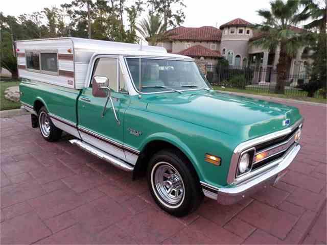 1970 Chevrolet C/K 10 | 730275