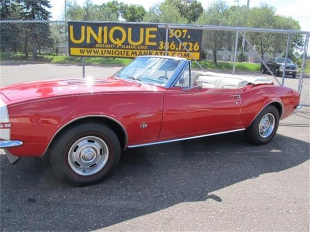 1967 Chevrolet Camaro | 732762
