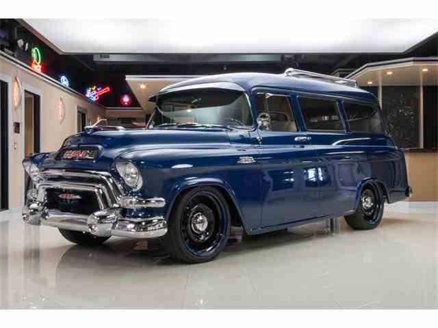 1955 GMC Suburban | 730278