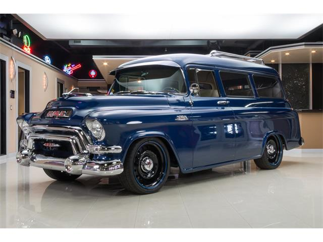 1955 To 1957 Gmc Suburban For Sale On Classiccars Com 3