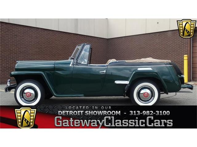 1950 Willys Jeepster | 732788