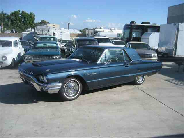 1964 Ford Thunderbird | 732799