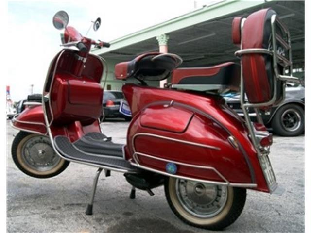 1965 Vespa Scooter | 732901
