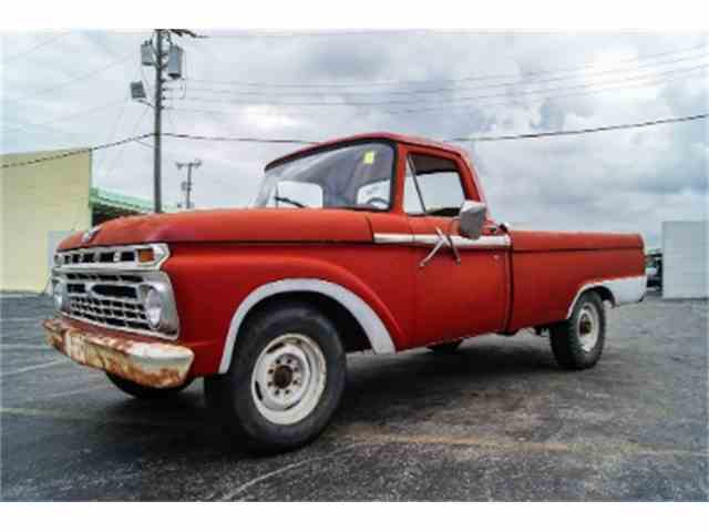 1966 Ford F100 | 732907