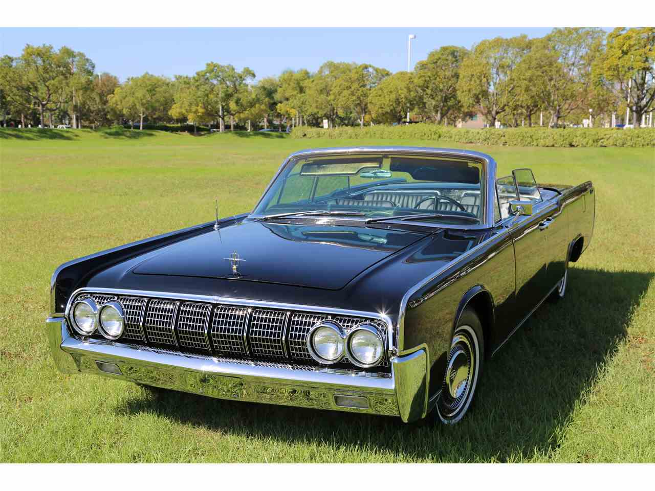 1964 lincoln continental for sale cc. Black Bedroom Furniture Sets. Home Design Ideas