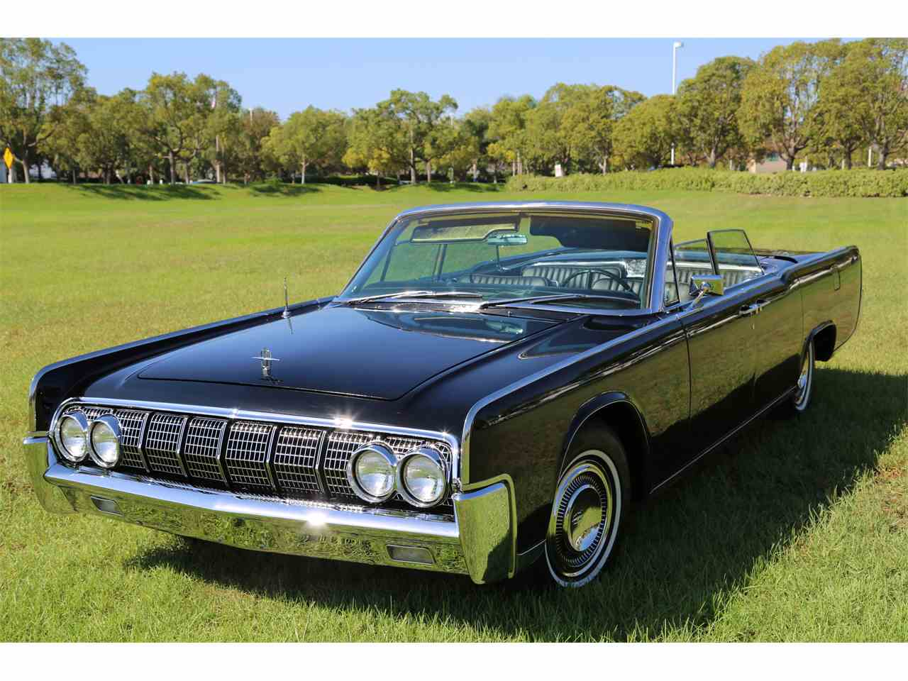 1964 lincoln continental for sale cc 732917. Black Bedroom Furniture Sets. Home Design Ideas