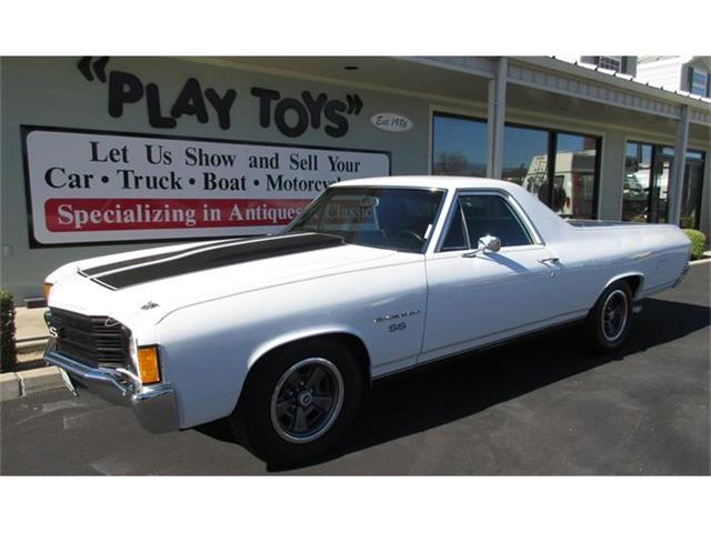 1972 Chevrolet El Camino SS | 730293