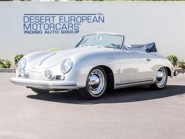 1955 Porsche 356 Continental Cabriolet | 732938