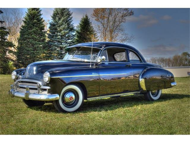 1951 Chevrolet Business Coupe | 732959