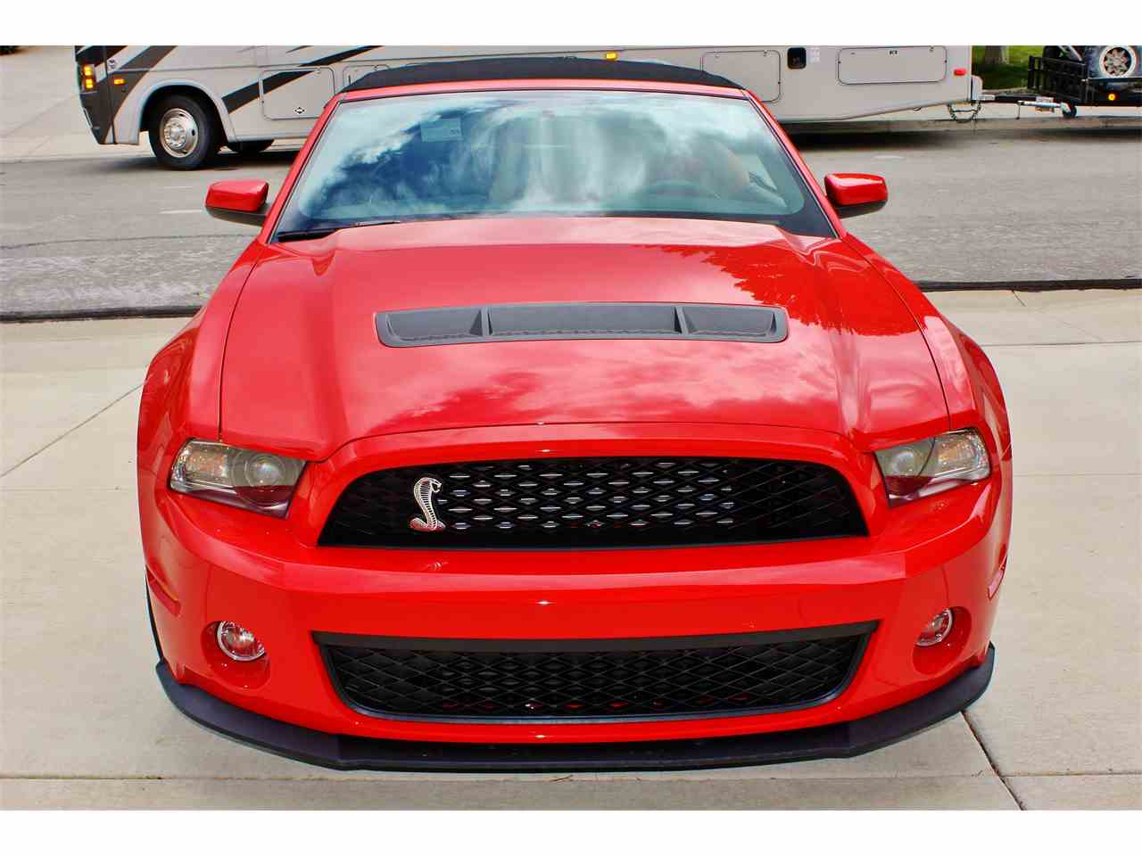 2012 ford mustang shelby gt500 for sale cc 730303. Black Bedroom Furniture Sets. Home Design Ideas