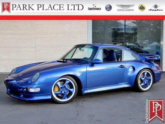 1997 Porsche 911 Carrera Turbo S Coupe | 733136