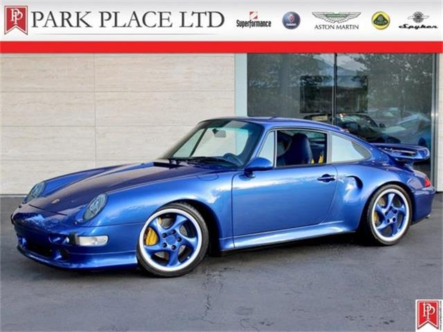 1997 Porsche 911 Carrera Turbo S Coupe | 733136