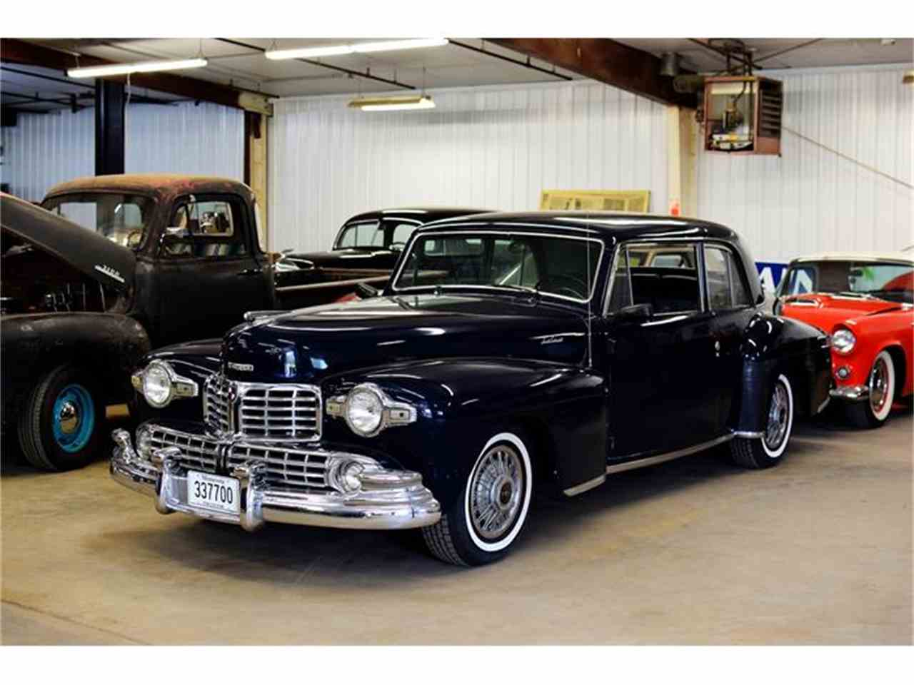 1948 Lincoln Continental for Sale - CC-730320