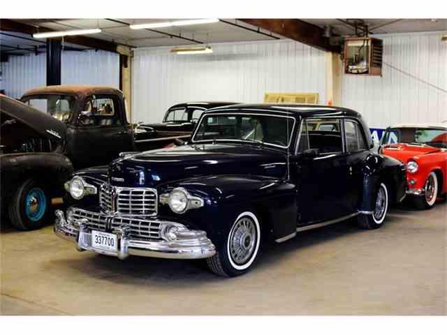 1948 Lincoln Continental | 730320