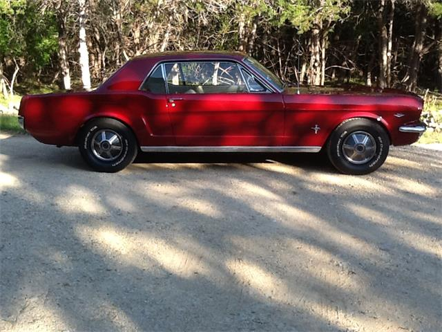 1964 Ford Mustang | 730325