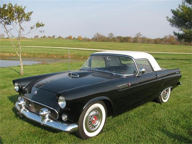 1955 Ford Thunderbird | 733319