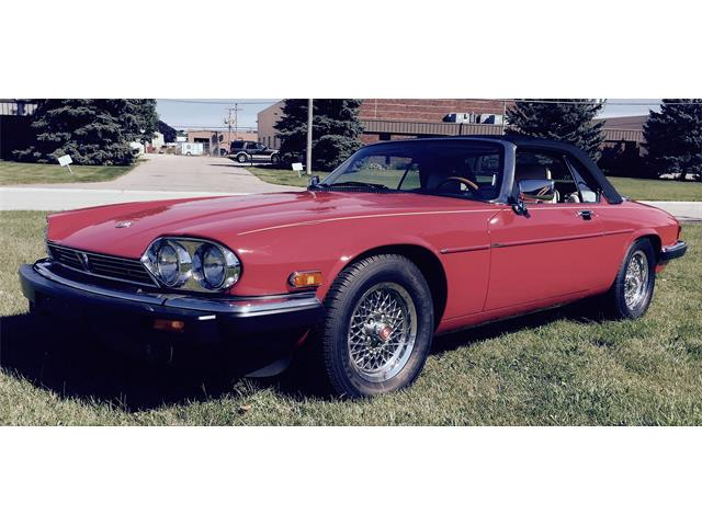1991 Jaguar XJS | 733360