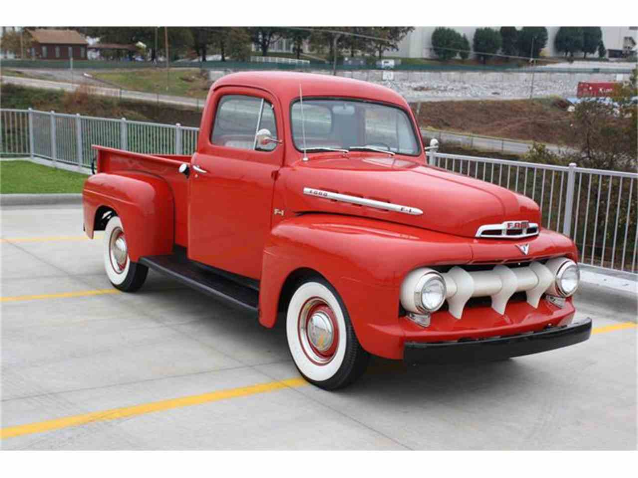1951 Ford F1 For Sale Classiccars Com Cc 733406